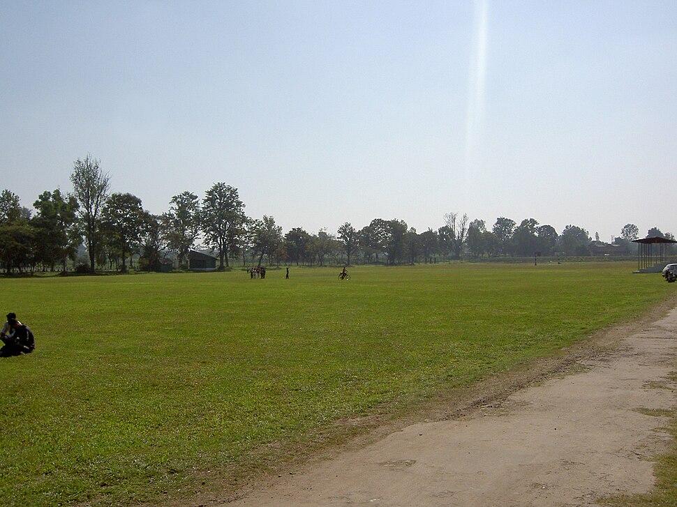 Polo-field old kangla imphal