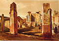 Pompeii - Temple of Isis - Niccolini.jpg