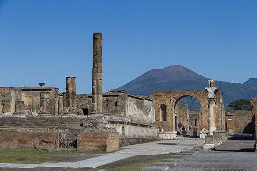 Pompeji Forum2158