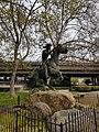 Pony Express statue in Sacramento.jpg