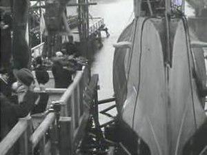Plik:Poolse duikboot van stapel gelopen Weeknummer 38-03 - Open Beelden - 28609.ogv