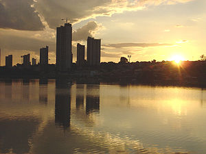 Mato Grosso do Sul - Campo Grande, the capital.