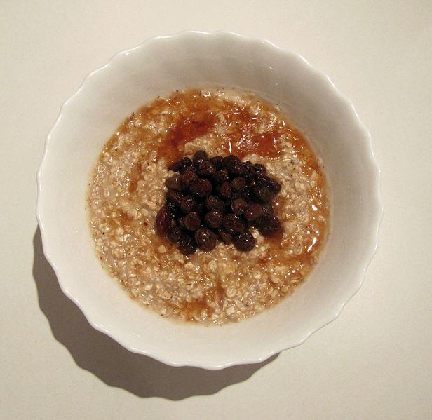 File:Porridge Apfel-Rosine 2.jpg