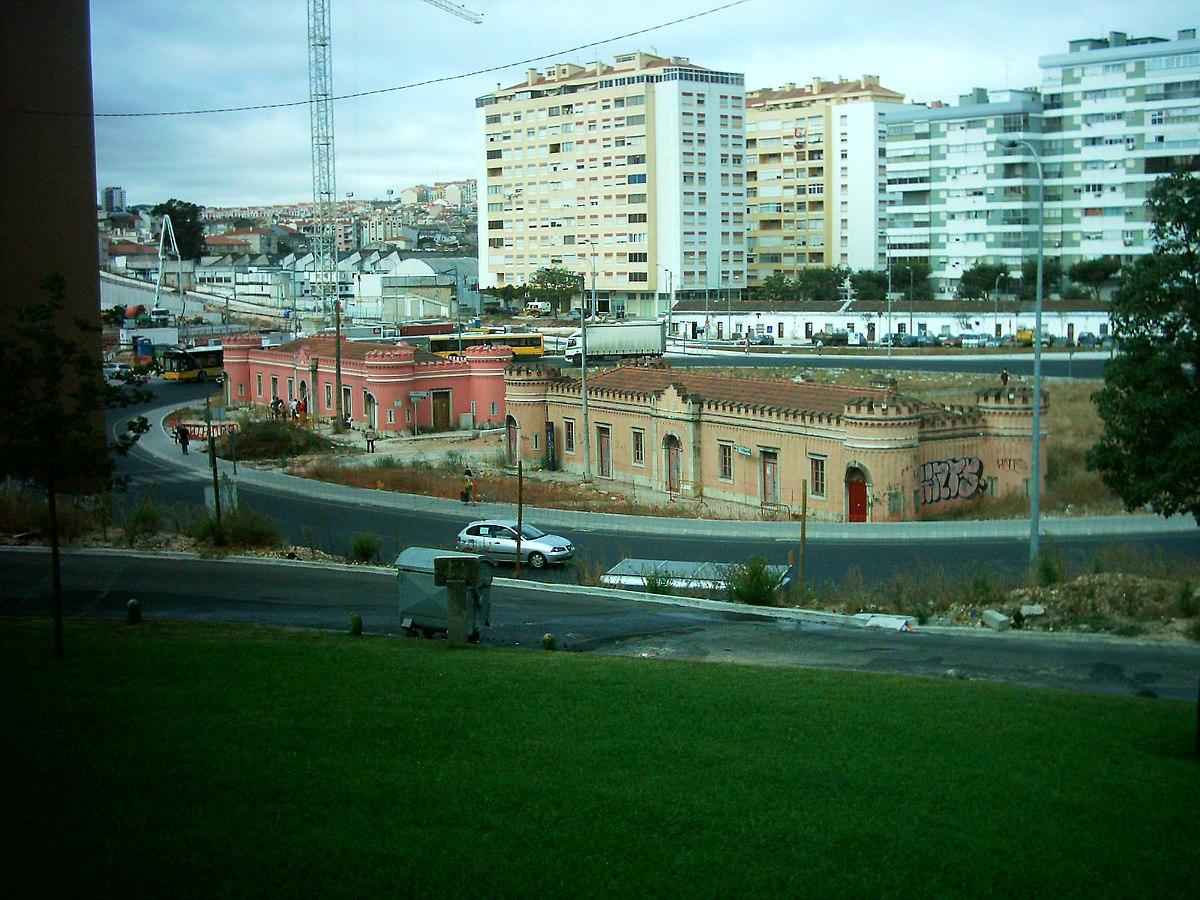 sef portas de benfica mapa Portas de Benfica – Wikipédia, a enciclopédia livre sef portas de benfica mapa
