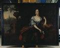 Porträtt av Ehrenstrahl föreställande Eva Horn - Skoklosters slott - 39454.tif