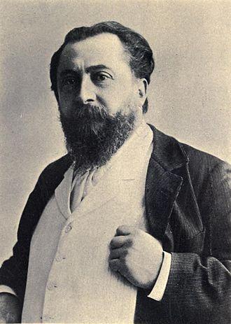 Catulle Mendès - Image: Portrait of Catulle Mendès