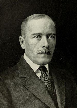 Livingston Farrand - Image: Portrait of Livingston Farrand