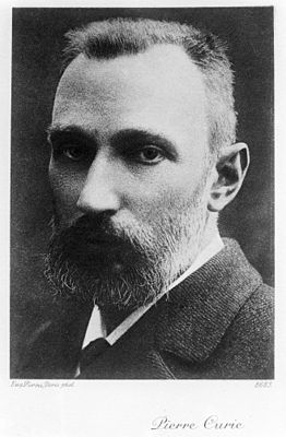 Portrait of Pierre Curie (1859 - 1906), French physicist Wellcome M0000112.jpg