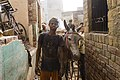Portrait of a man, Varanasi, 6 April 2019 - 2.jpg