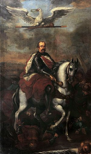House of Lubomirski - Prince Jerzy Sebastian Lubomirski