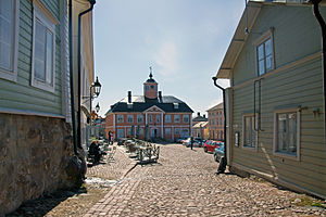 Porvoo - Porvoo town hall