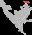 Posavina Canton location map.png