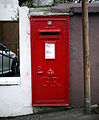 Postbox, Bangor - geograph.org.uk - 1592972.jpg