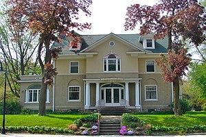 Potter House (Rock Island, Illinois) - Image: Potter House RI IL