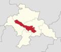 Powiat głogowski - lokalizacja gminy miejskiej Głogów.png