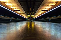 Praha, Radlická, metro.jpg