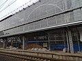 Praha hlavní nádraží, rekonstrukce zastřešení, 4. nástupiště.jpg