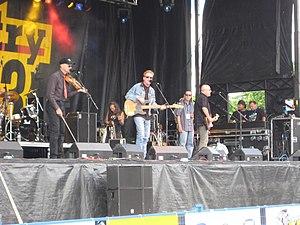 Prairie Oyster - Image: Prairie Oyster band