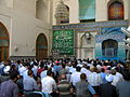 Prayers of Noon - Grand Mosque of Nishapur -September 27 2013 24.JPG