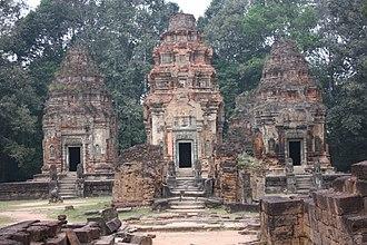 Preah Ko - Image: Preah Ko 2010