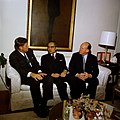 President John F. Kennedy Meets with United Nations Officials.jpg