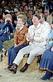 President Ronald Reagan and Nancy Reagan attending the PBS special for Merle Haggard's Young Artists Performance.jpg