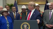 File:President Trump Announces Proposed National Environmental Policy Act Regulations.webm