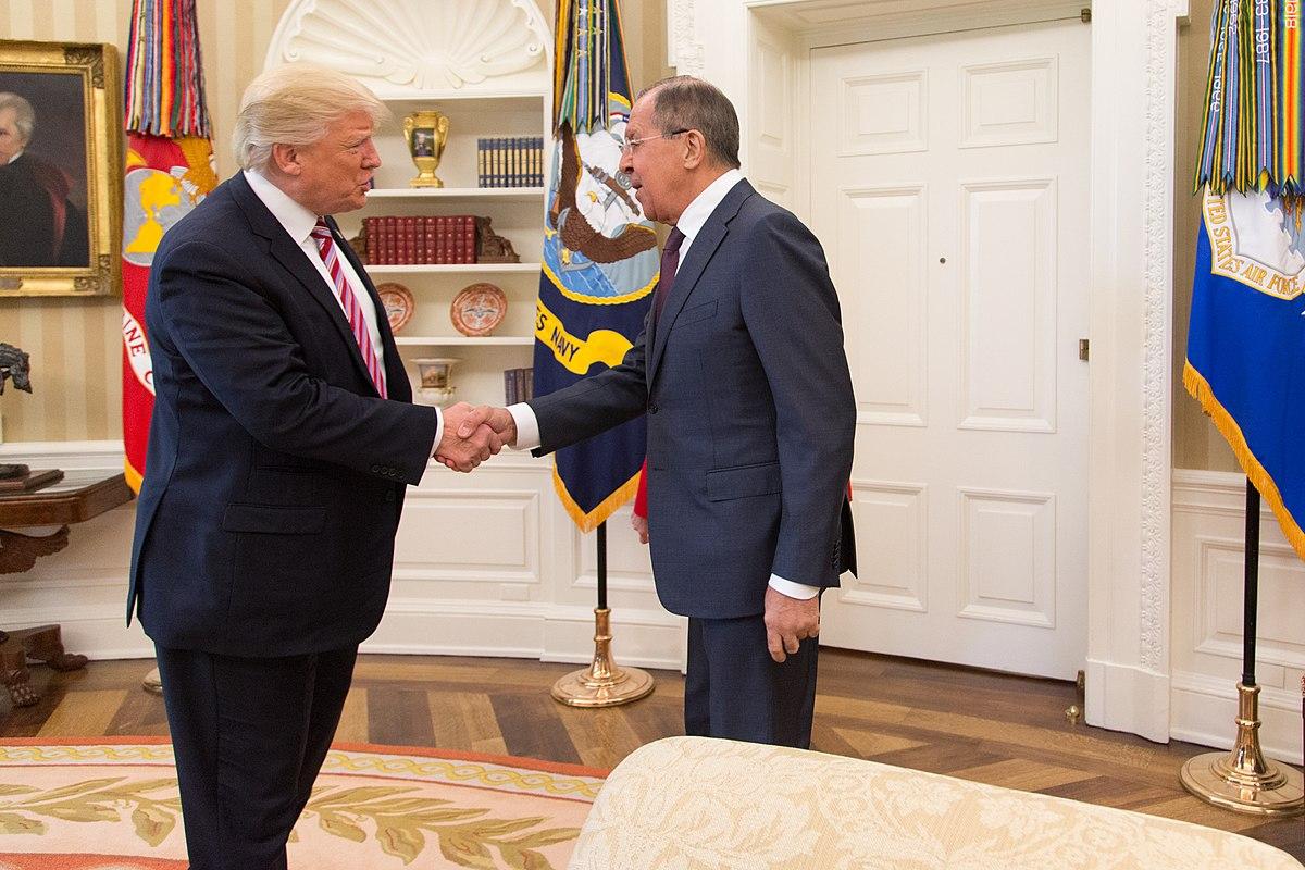 Trump Russia Hotel Room