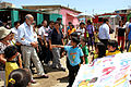 Presidente del congreso visita asentamientos humanos en San Juan de Miraflores (7028598127).jpg