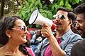 Promotional rickshaw race for 'Rowdy Rathore' (12).jpg