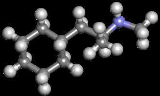 Propylhexedrine - Image: Propylhex 3d