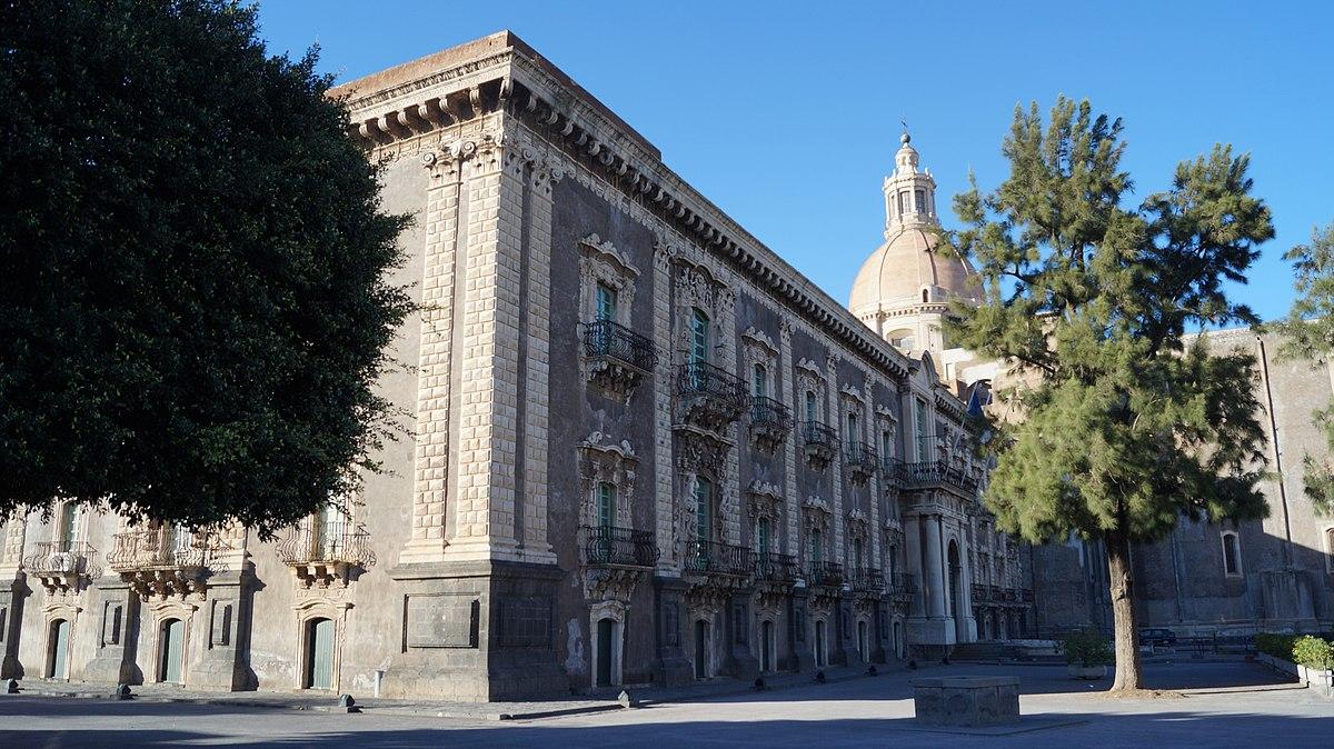 Monastero di san nicolò l arena wikipedia