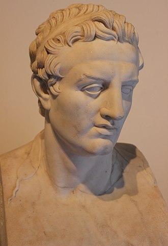 Ptolemy III Euergetes - Bust of Ptolemy III