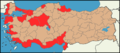 Public Park Forum Provinces in Turkey, 2013 protests in Turkey.png
