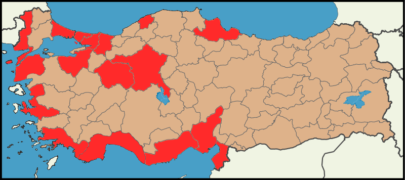 Public Park Forum Provinces in Turkey, 2013 protests in Turkey