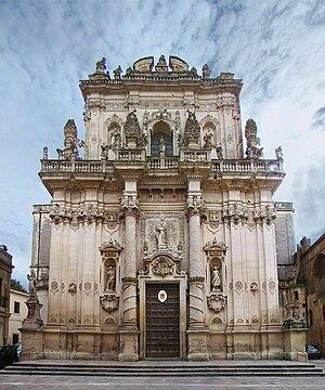 Lecce - Church of San Giovanni Battista