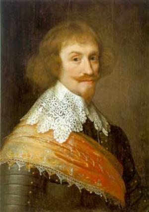 John Maurice, Prince of Nassau-Siegen - Image: QT Johann Moritz 1937