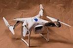 Quadrocopter target drone used for MEHEL evaluation tests.jpg