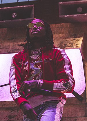 Quavo - Quavo performing in August 2017