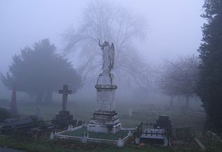 Queens Road Cemetery cemetery in Croydon, UK