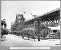 Queensland State Archives 4033 View of Story Bridge from Main Street Kangaroo Point Brisbane 18 January 1940.png