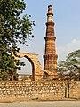 Qutub Minar in Delhi 03-2016.jpg
