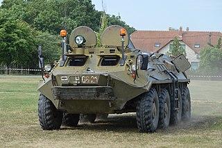 Berekfürdő harckocsi
