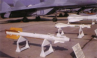 R-73 (missile) air-to-air missile