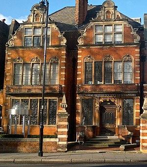 Royal British Society of Sculptors - Image: RBS 4