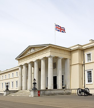 Royal Military Academy Sandhurst - Old College buildings