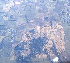 RNAD Broughton Moor - Aerial view