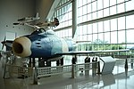 ROKAF F-86F(24-759) left front view at Jeju Aerospace Museum October 5, 2018.jpg