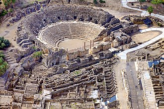 Beit She'an - The Roman theatre