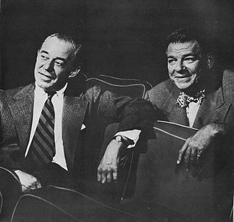 The King and I - Rodgers (left) and Hammerstein